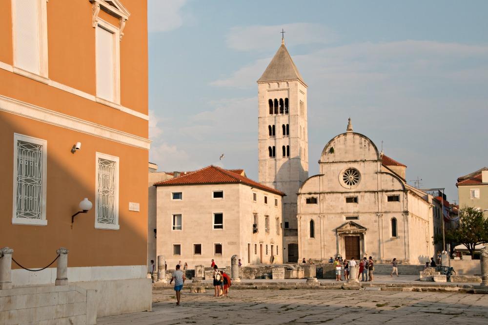 Landgang auf der Kroatien Kreuzfahrt