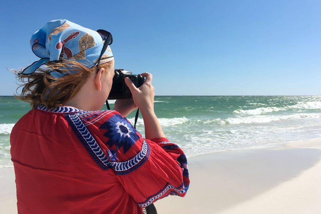 Reiseblogger Anja Beckmann in Florida