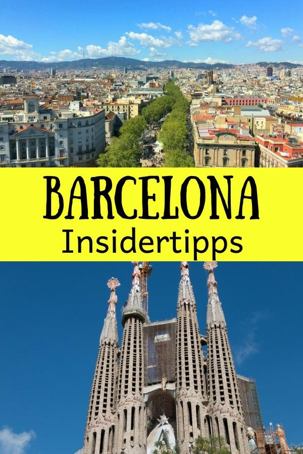 Die besten Barcelona Reisetipps: Eine Einheimische verrät euch ihre ultimativen Barcelona Geheimtipps. Echte Barcelona Insider Tipps zur besten Reisezeit, Barcelona Sehenswürdigkeiten, Stränden, Aktivitäten, Hotels und Restaurants in Barcelona Spanien. Barcelona Reisetipps deutsch für eure perfekte Barcelona Reise! #Barcelona #Spanien