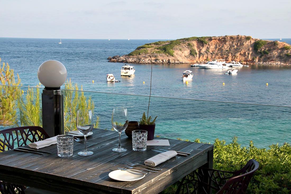 Restaurant Lila Portals auf Mallorca