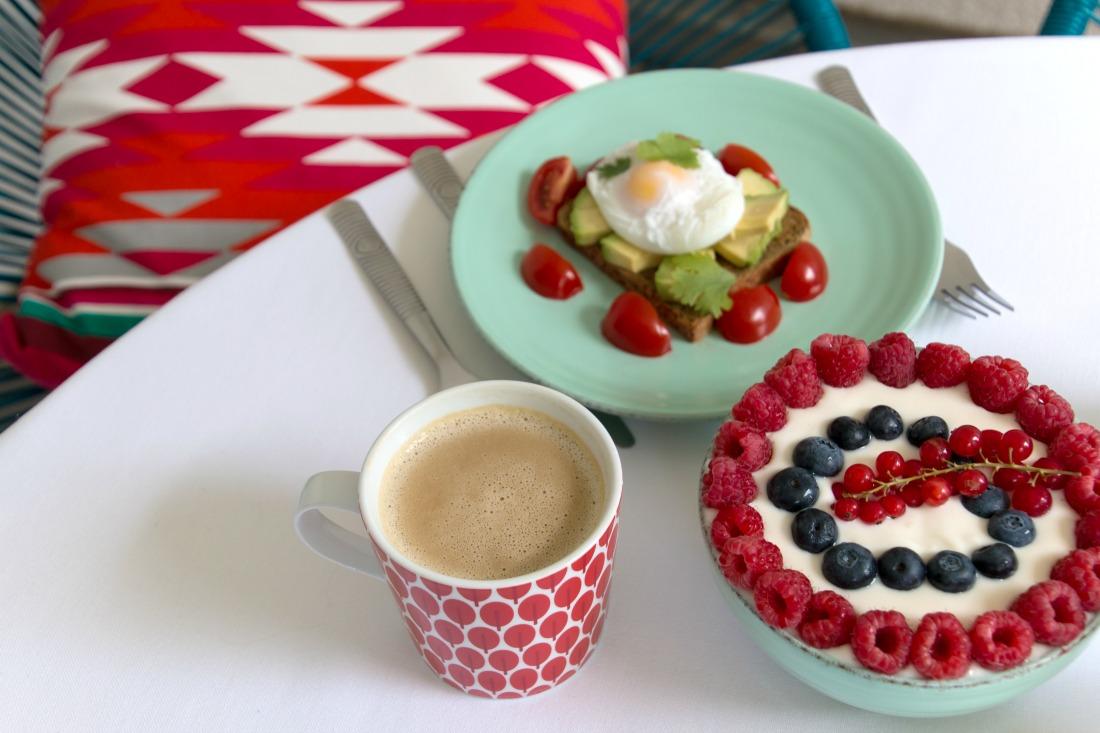Australisches Frühstück