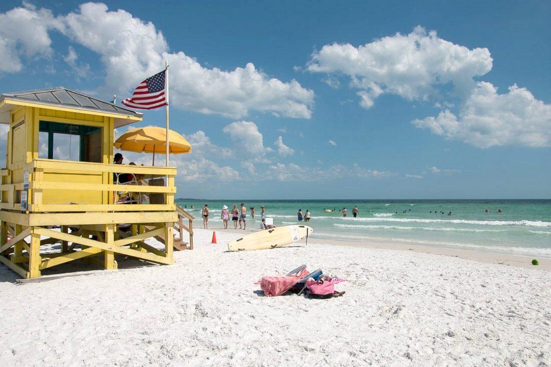 Siesta Beach, Florida: Der beste Strand der USA