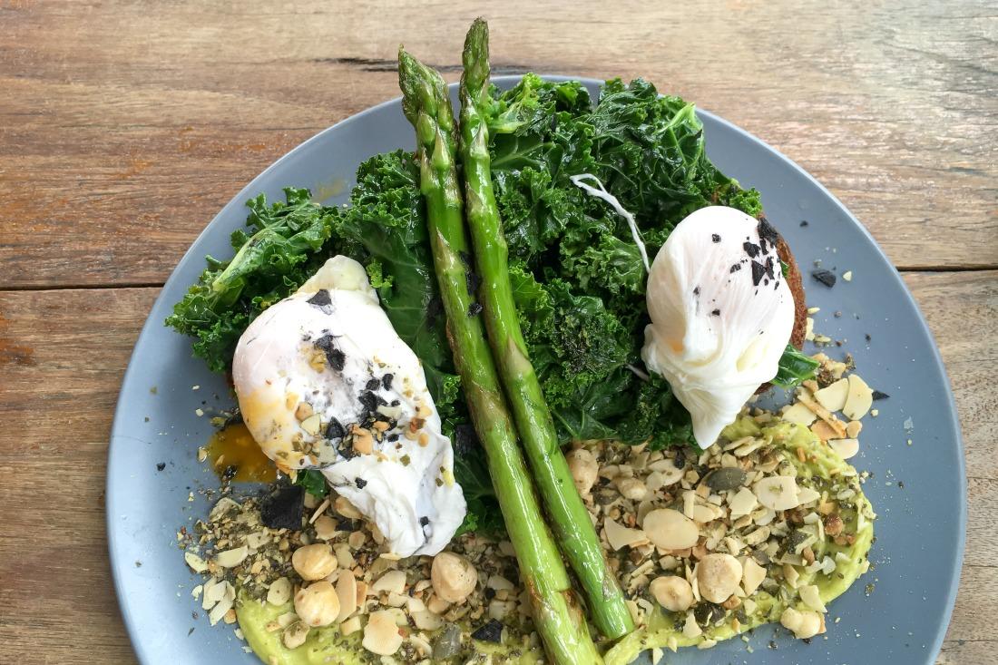 Super Greens Breakfast