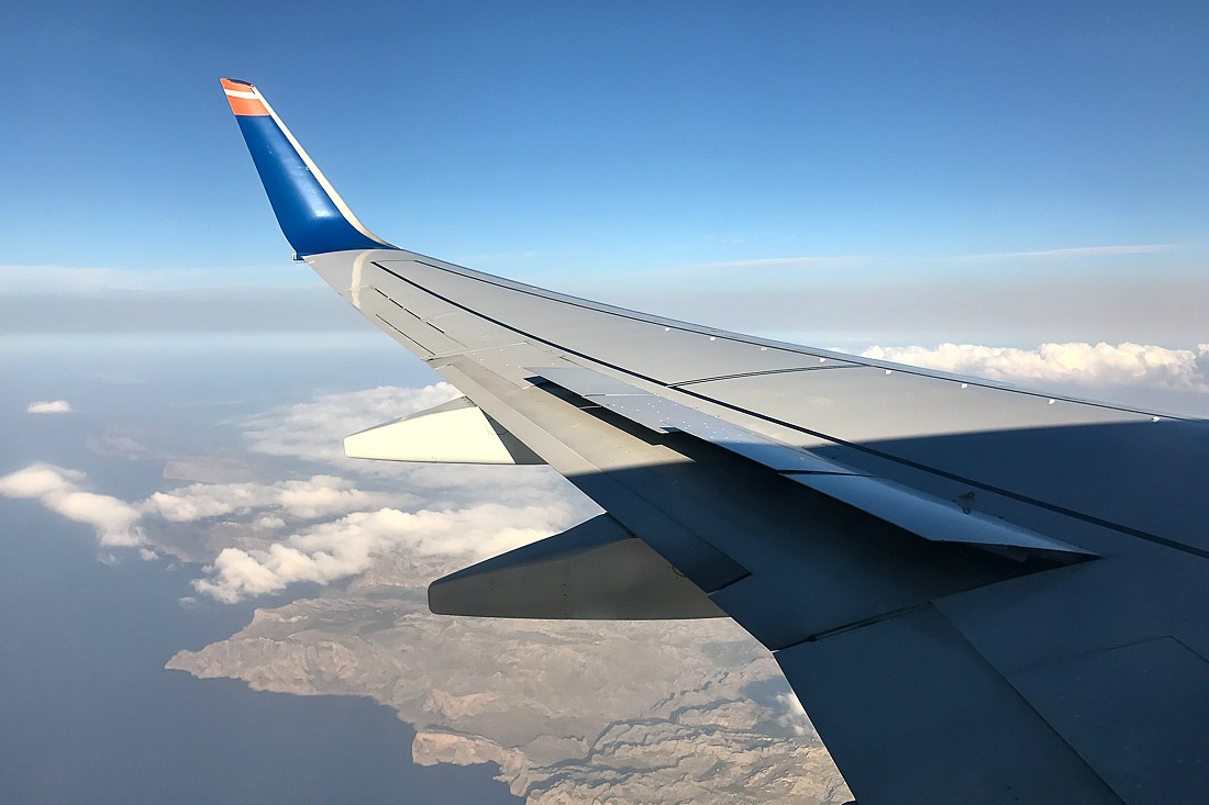 Flug von Düsseldorf nach Palma