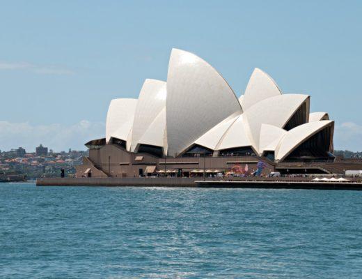 Reiseblog Australien: Opera House in Sydney
