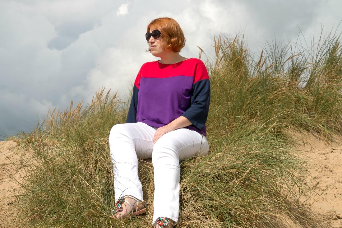 Reiseblogger Anja in Südengland