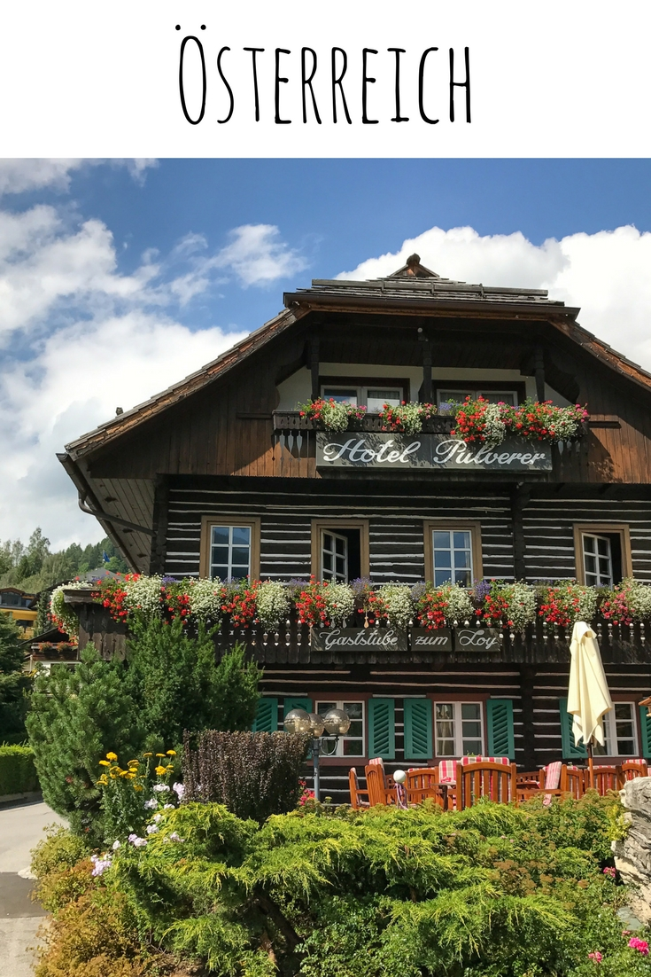 Sommer in Österreich: Bad Kleinkirchheim in Kärnten mit Bergen, Wellness & Genuss - im Reiseblog erzähle ich dir von meinen ersten Erfahrungen mit kulinarischem Wandern (samt Germknödeln und Kaiserschmarrn) und den schönsten Thermen mit Bergblick