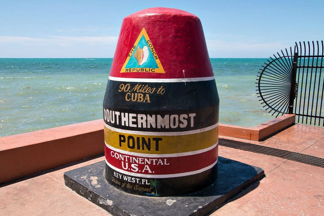 "Key West, Florida: Per Rad durch die ""Conch Republic"""