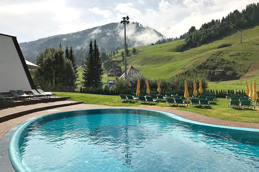 Römerbad in Bad Kleinkirchheim
