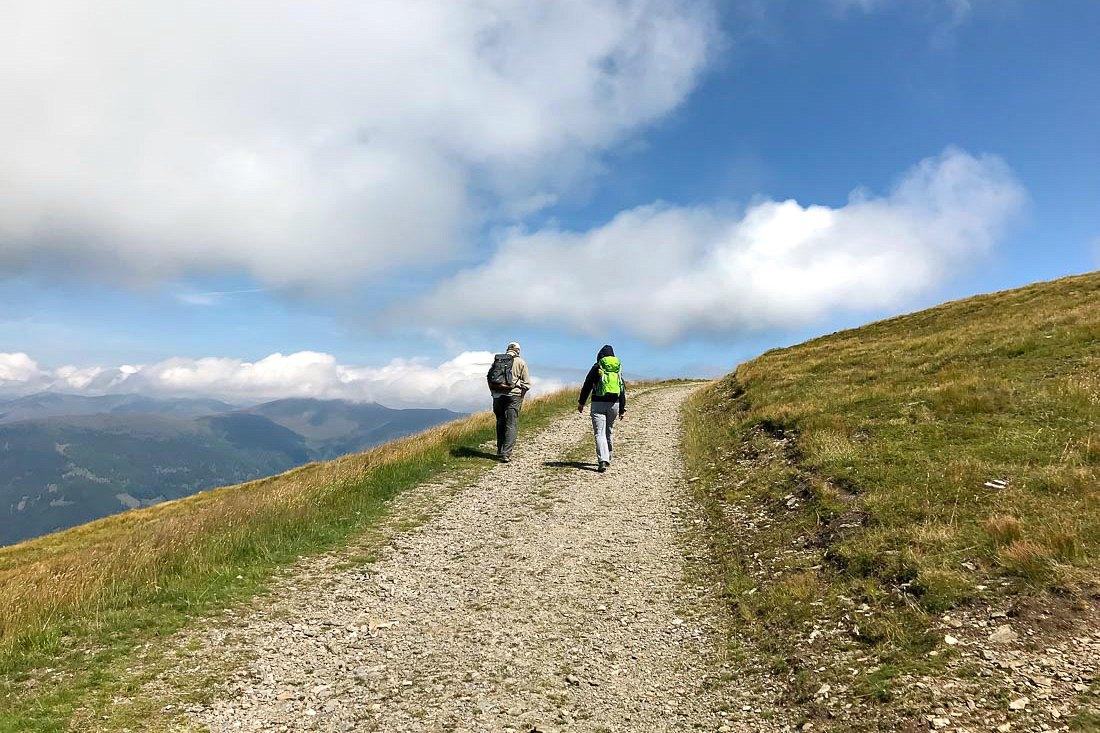 Wandern bei Bad Kleinkirchheim