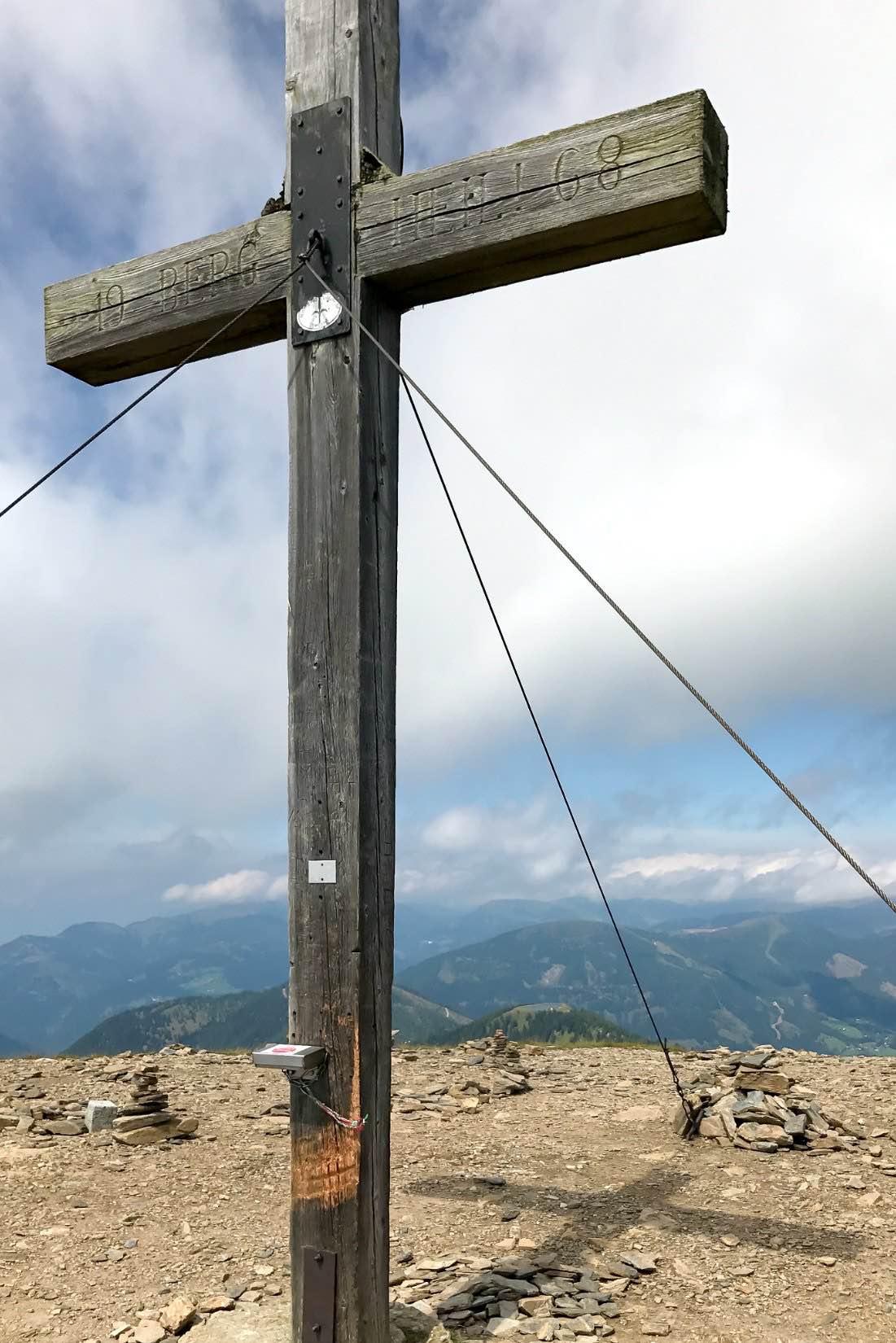Gipfelkreuz Wöllaner Nock