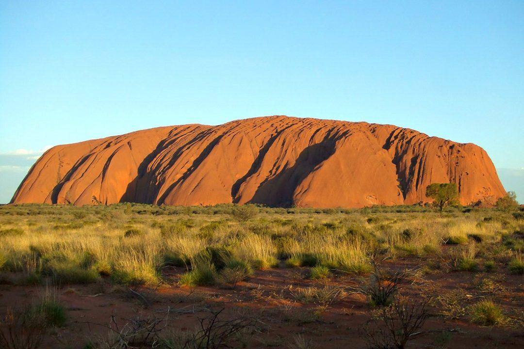 1 Jahr Weltreise: Uluru - Ayers Rock