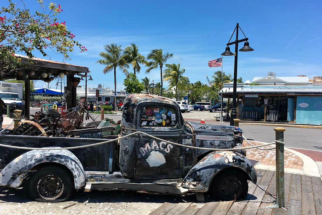 Auto in Key West