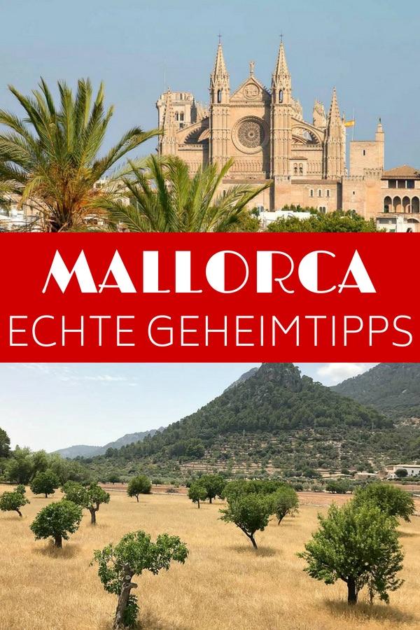 Die besten Mallorca Geheimtipps: Eine Einheimische verrät euch ihre ultimativen Insidertipps zur besten Reisezeit, Sehenswürdigkeiten, Stränden, Aktivitäten, Hotels und Restaurants #Mallorca #Spanien #Urlaub #Reise #Reisen