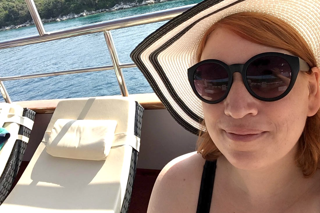 Reiseblogger Anja Beckmann