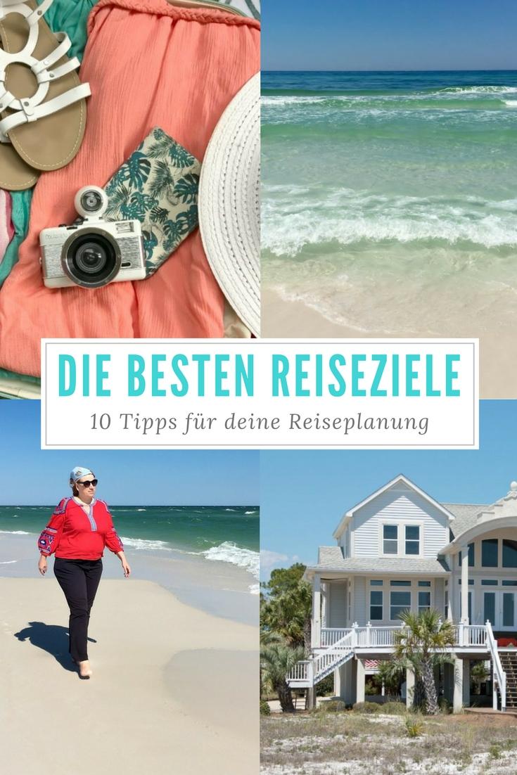 Wie ich die besten Reiseziele finde? Meine Erfahrung als Reiseblogger und von 55 besuchten Ländern hilft mir dabei. Ich verrate dir meine 10 Tipps für die Reiseplanung.