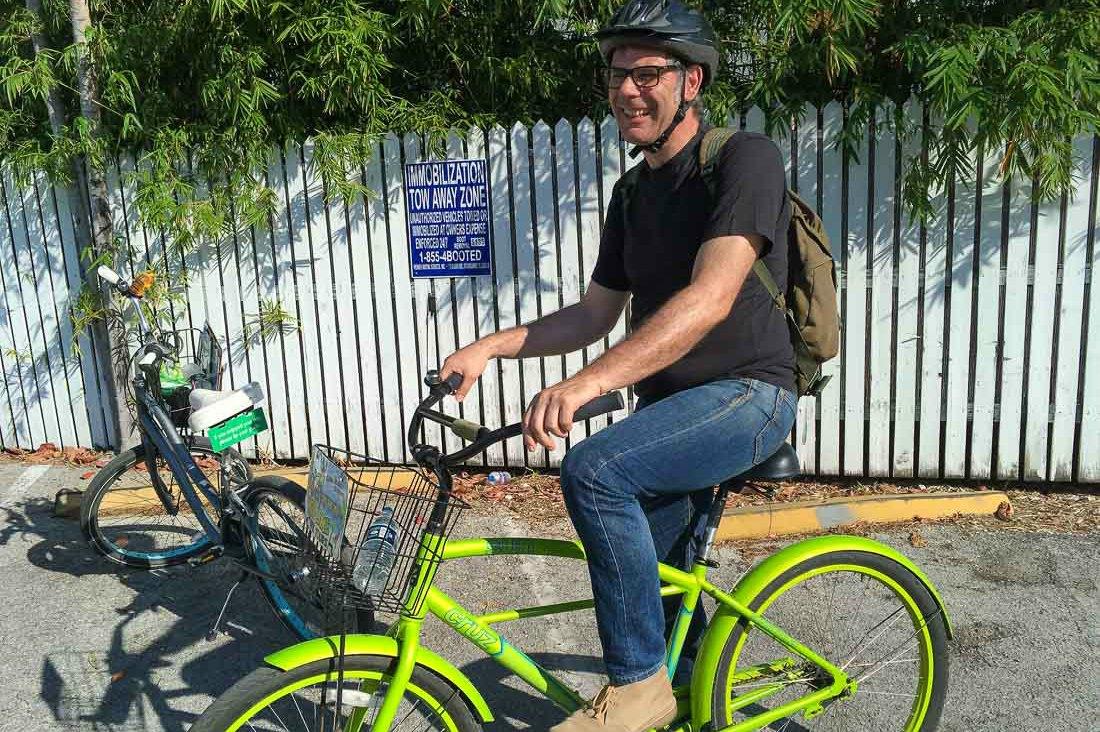 Key West: Fahrradtour durch die Stadt