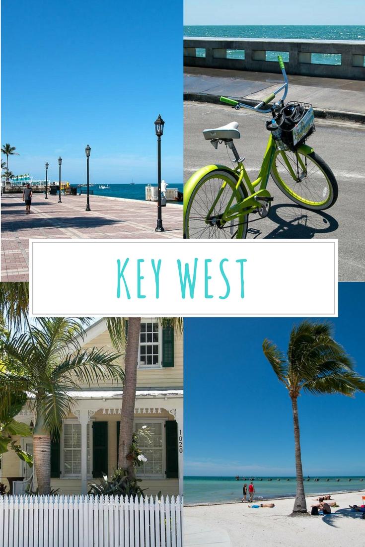 Key West ist bunt, verrückt und lebenslustig. Kuba ist hier nur noch 145 Kilometer entfernt. Wir unternehmen eine geführte Radtour auf den Florida Keys, im Artikel erzähle ich dir davon.