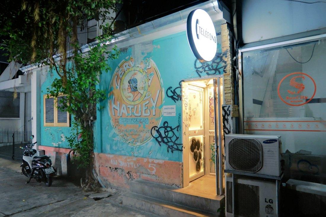 Bangkok Insidertipps Essen: Havanna Social