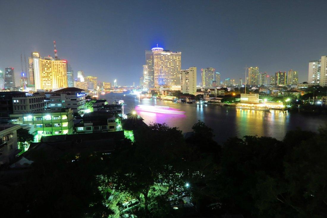 Bangkok Insidertipps Essen: River Vibe Restaurant