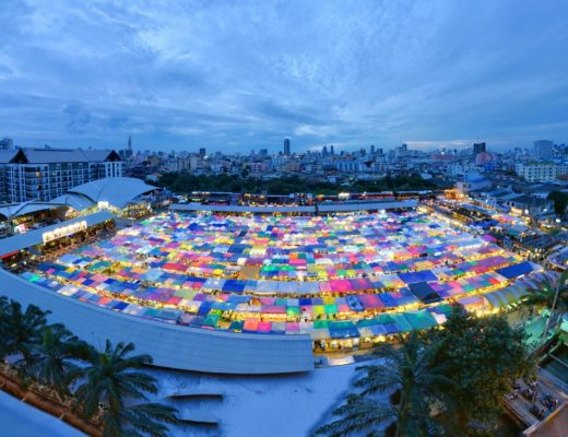 Bangkok Insidertipps Essen: 11 Restaurants, Foodmärkte & Rooftopbars