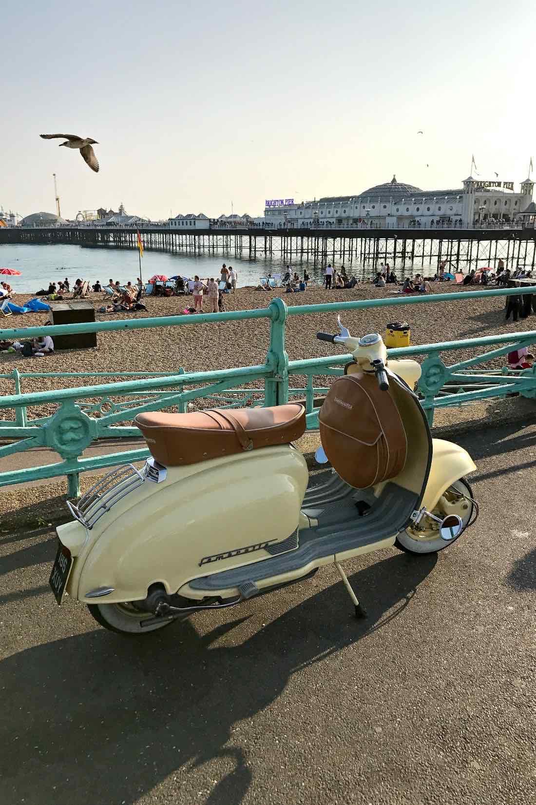 """Brighton, England: Sehenswürdigkeiten und Schräges im """"London by the Sea"""" - wie Pier, Royal Pavilion, Kemptown oder North Laine #Brighton #England #Reiseblog #Reiseblogger"""