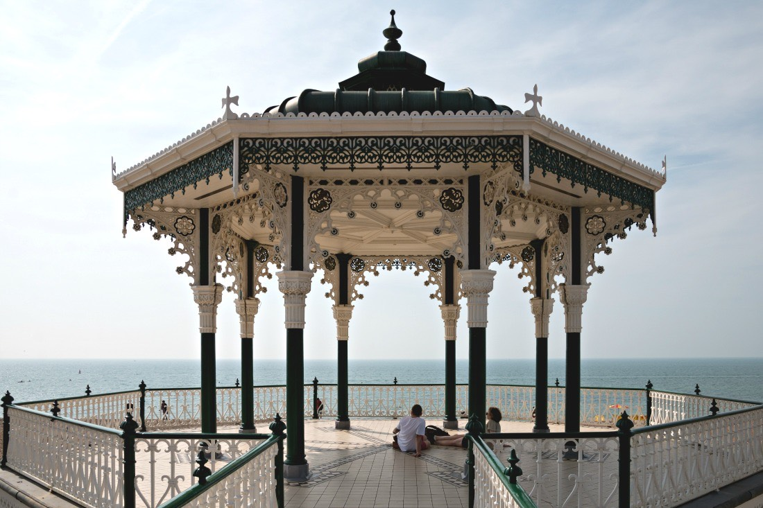 Brighton in England