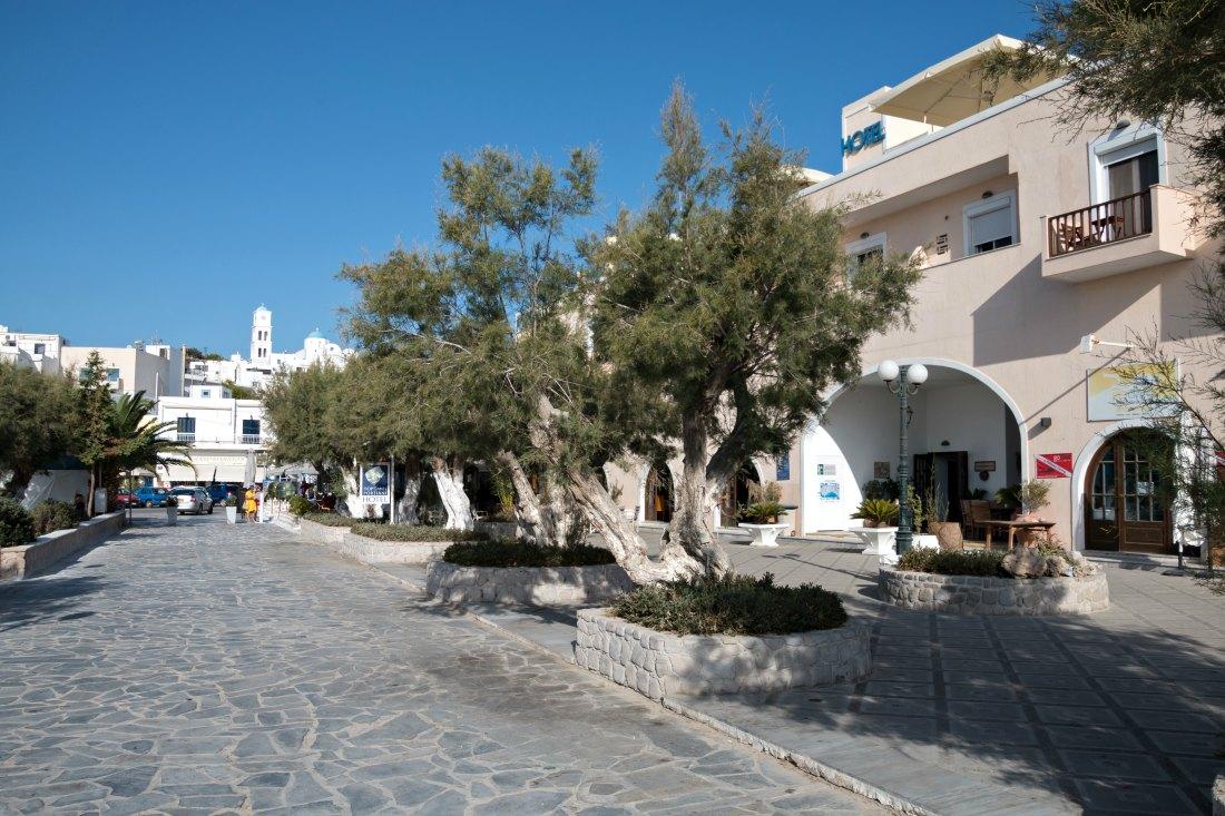 Hafenort Adamas