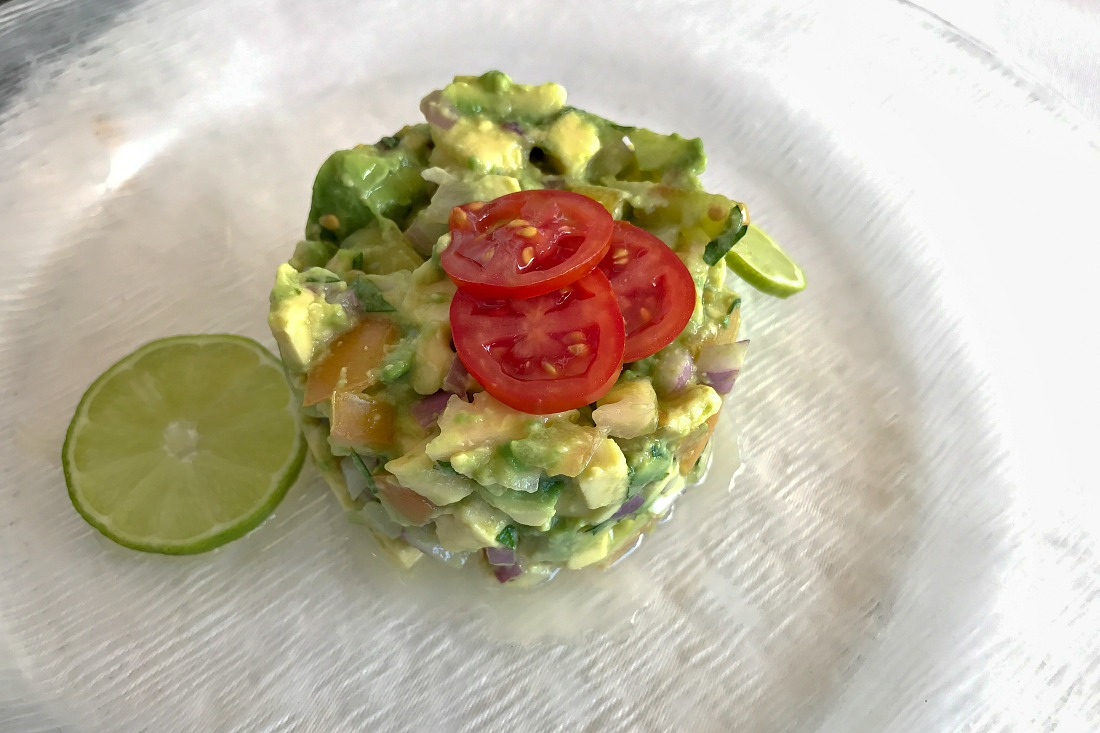 Avocado Cheviche
