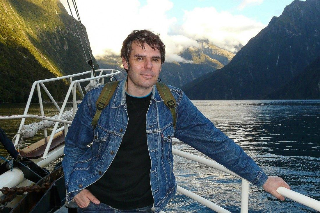 Carsten, Freund von Reiseblogger Anja Beckmann