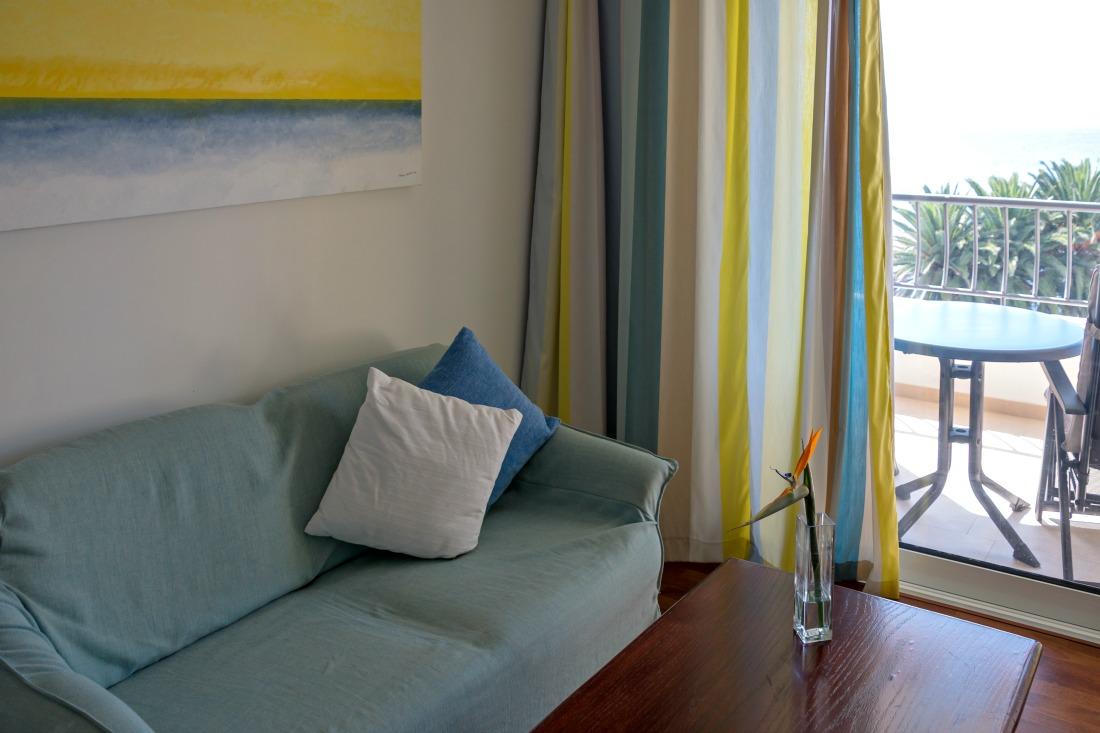 Zimmer im Oceano Hotel