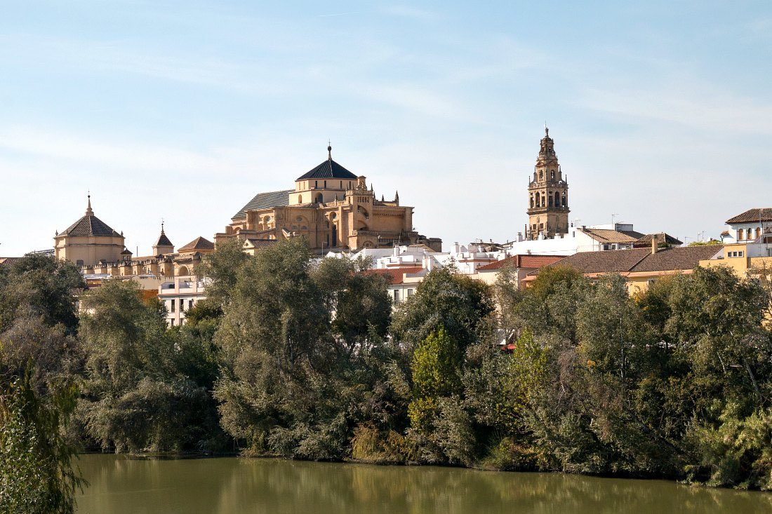 Cordoba in Andalusien