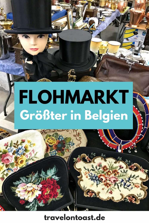 Flohmarkt Tipps für Flohmärkte Belgien: In Tongeren, Flandern Belgien, findet an jedem Sonntagder größte Flohmarkt Belgien und sogar der Beneluxländer statt. Der Trödelmarkt besteht seitüber 30 Jahren. Im Artikel erzähle ich euch vom Antikmarkt Tongeren, auf dem ihr Secondhand Kleider, Secondhand Einrichtung und Secondhand Möbel findet. #Flohmarkt #Tongeren #Flandern #Belgien