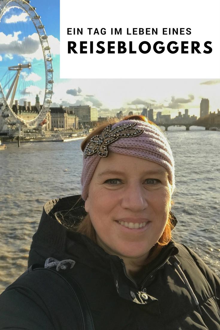Für mich ist Reisen nicht Urlaub, sondern Job. Seit 5 Jahren bin ich Reiseblogger. Mit allen Vor- und Nachteilen. Ich gebe euch im Artikel einen Einblick in einen typischen Reiseblogger Tag. #Reiseblog #Reiseblogger