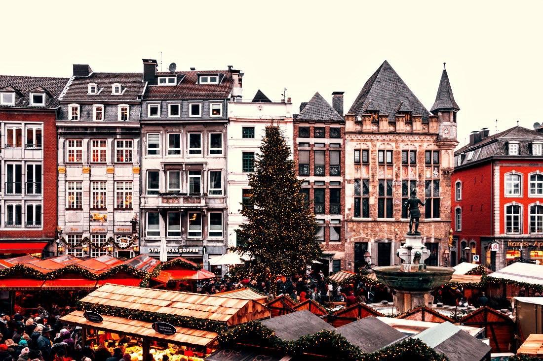 Städtetrip Deutschland - Aachen zu Weihnachten