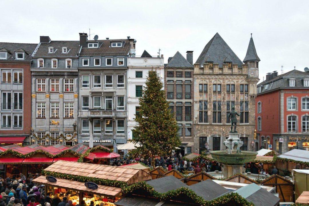 Weihnachtsmarkt Aachen - einer der schönsten Europas