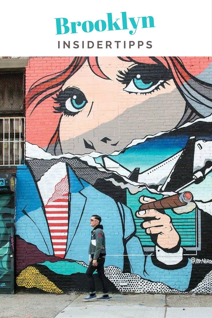 New York, USA: Die Reisebuchautorin Ina Bohse hat fast drei Jahre lang in Brooklyn gewohnt. Im Reiseblog verrät sie euch ihre Insidertipps zu den schönsten Sehenswürdigkeiten, Hotels, Restaurants und Cafés. #USA #NewYork #Brooklyn #Insidertipps #Geheimtipps #Reiseblog #Reiseblogger
