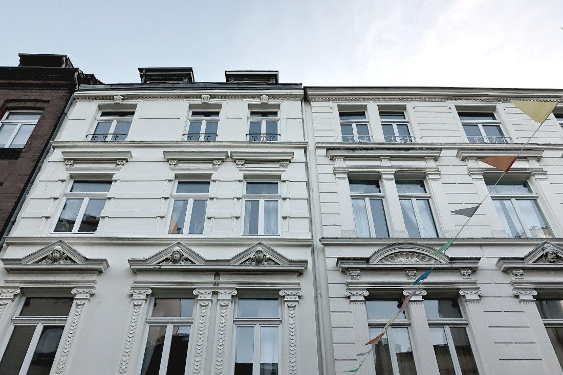 Häuser in Köln