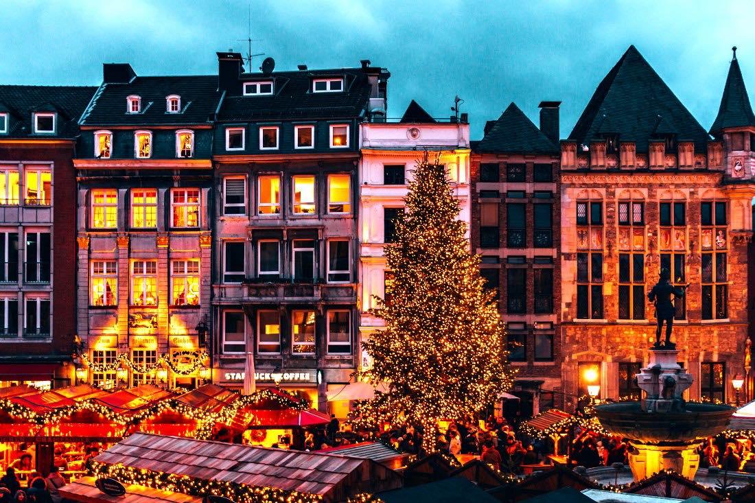 Bester Weihnachtsmarkt Deutschland.Weihnachtsmarkt Aachen 2019 Nrw Tipps Bilder Und