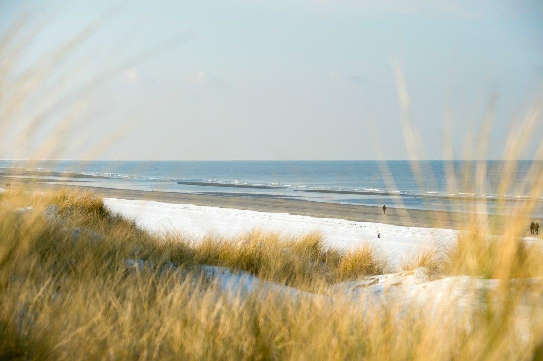 Winterurlaub am Meer: Niederländische Nordseeinseln