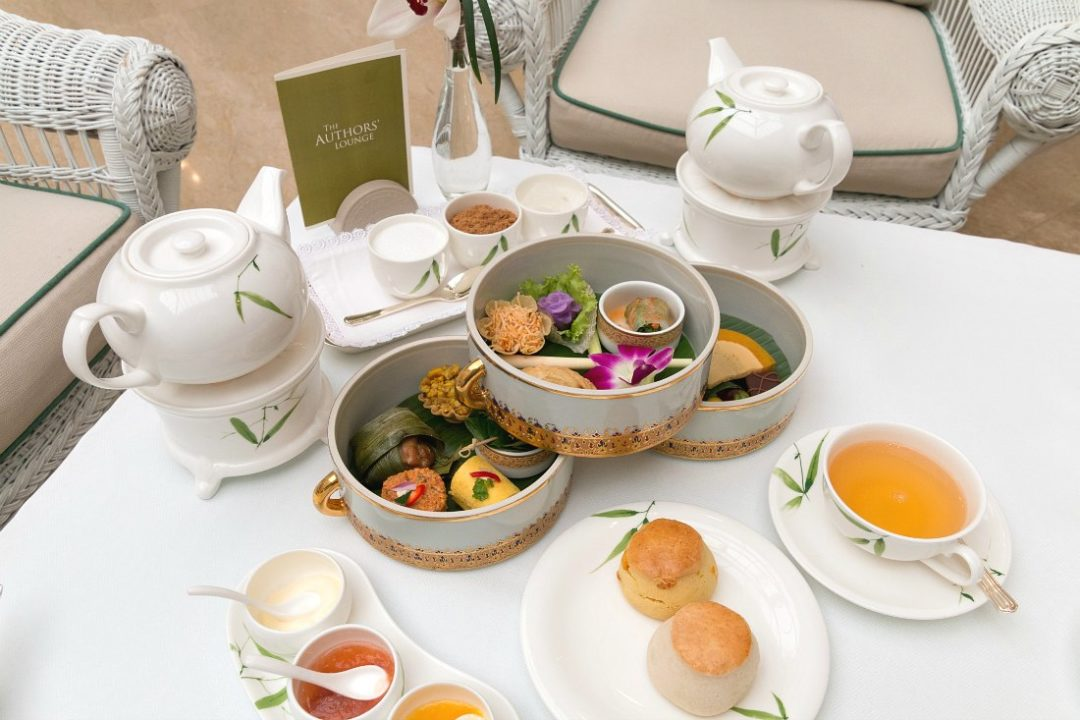 Mandarin Oriental Bangkok: Thai Afternoon Tea
