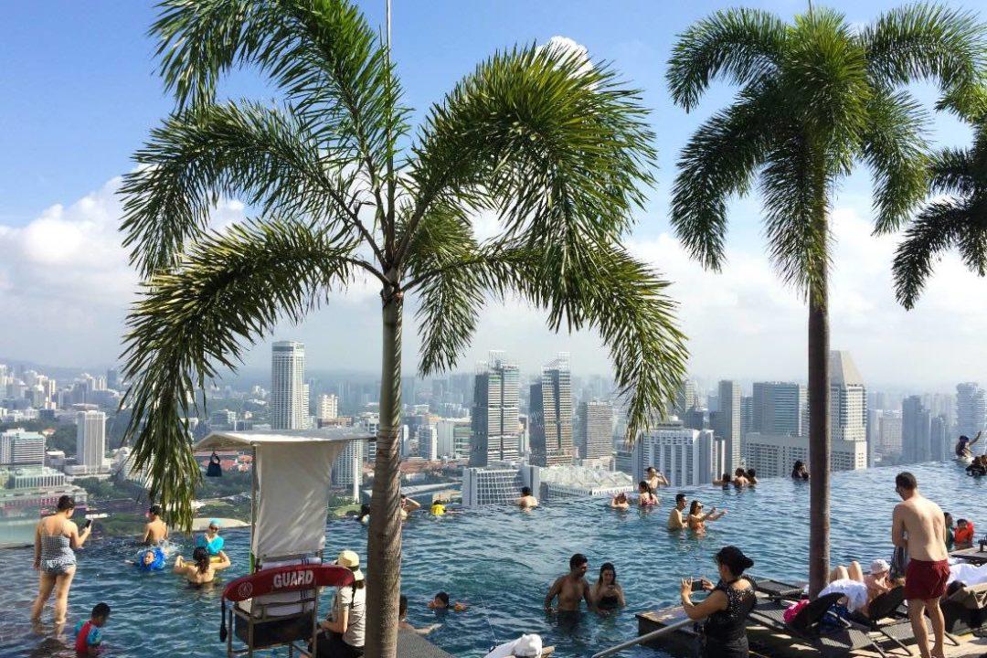 Singapur: Höchster Infinity Pool der Welt