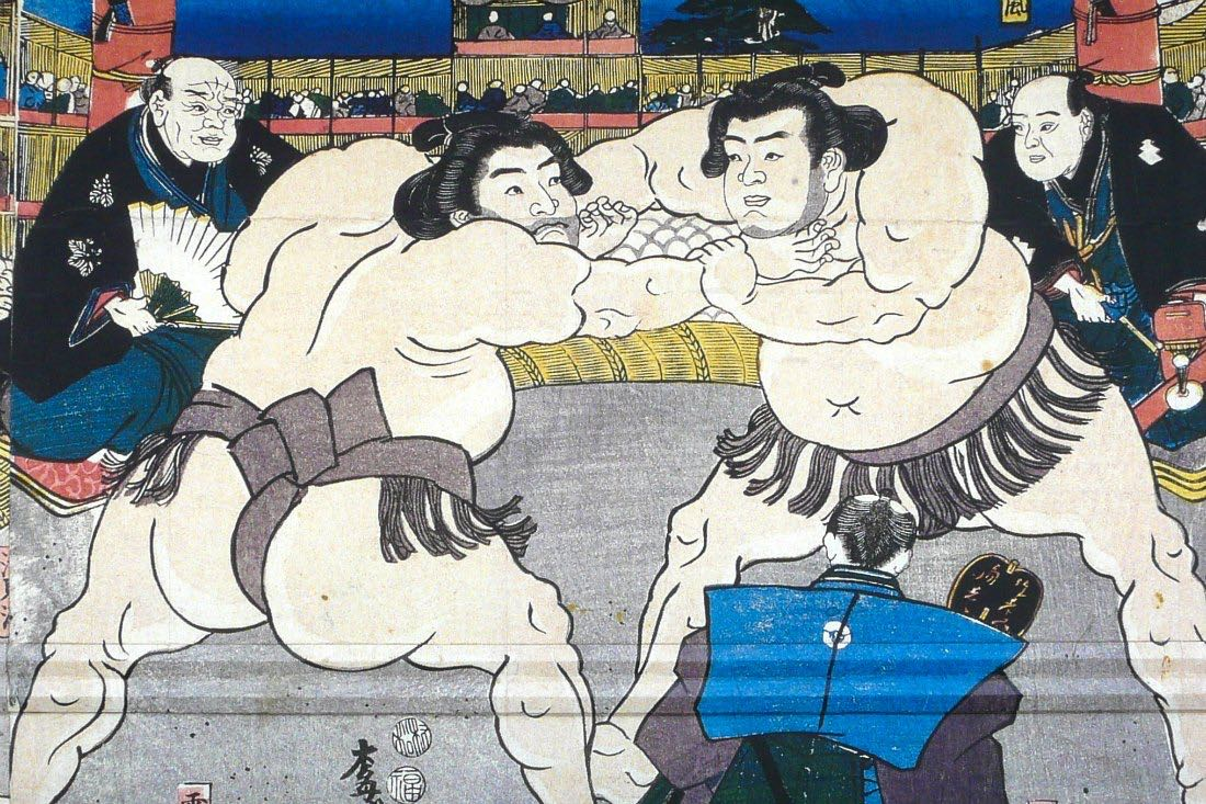 Japan Highlights: Sumo Ringer