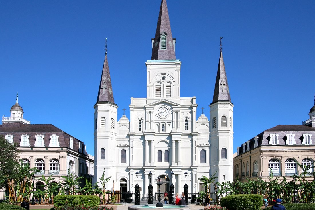 St. Louis Cathedra in New Orleans