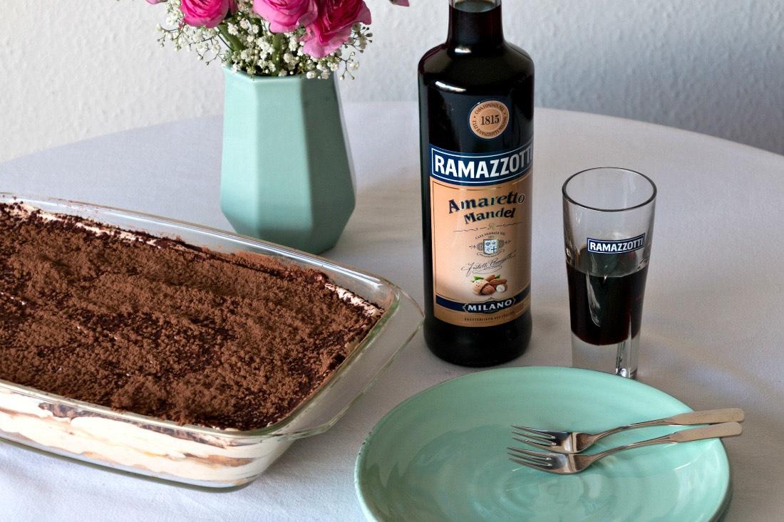 Tiramisu Rezept: Lieblingsdessert mit Amaretto