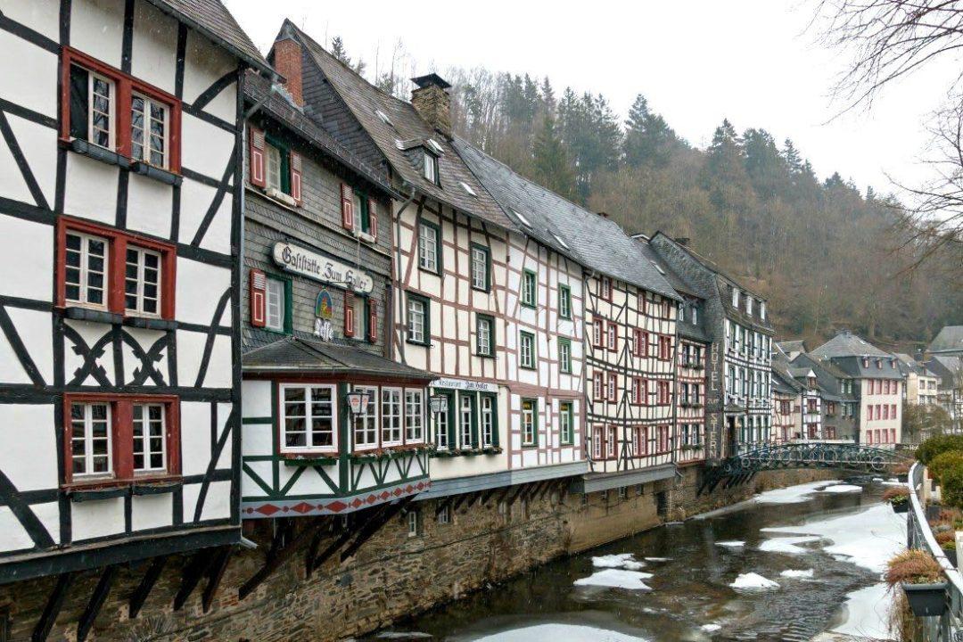 Monschau - ein Ausflug in die Eifel