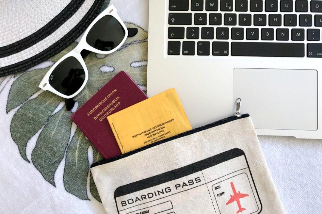 """Digitale Nomaden: Deine Checkliste """"Ortsunabhängig Arbeiten"""""""