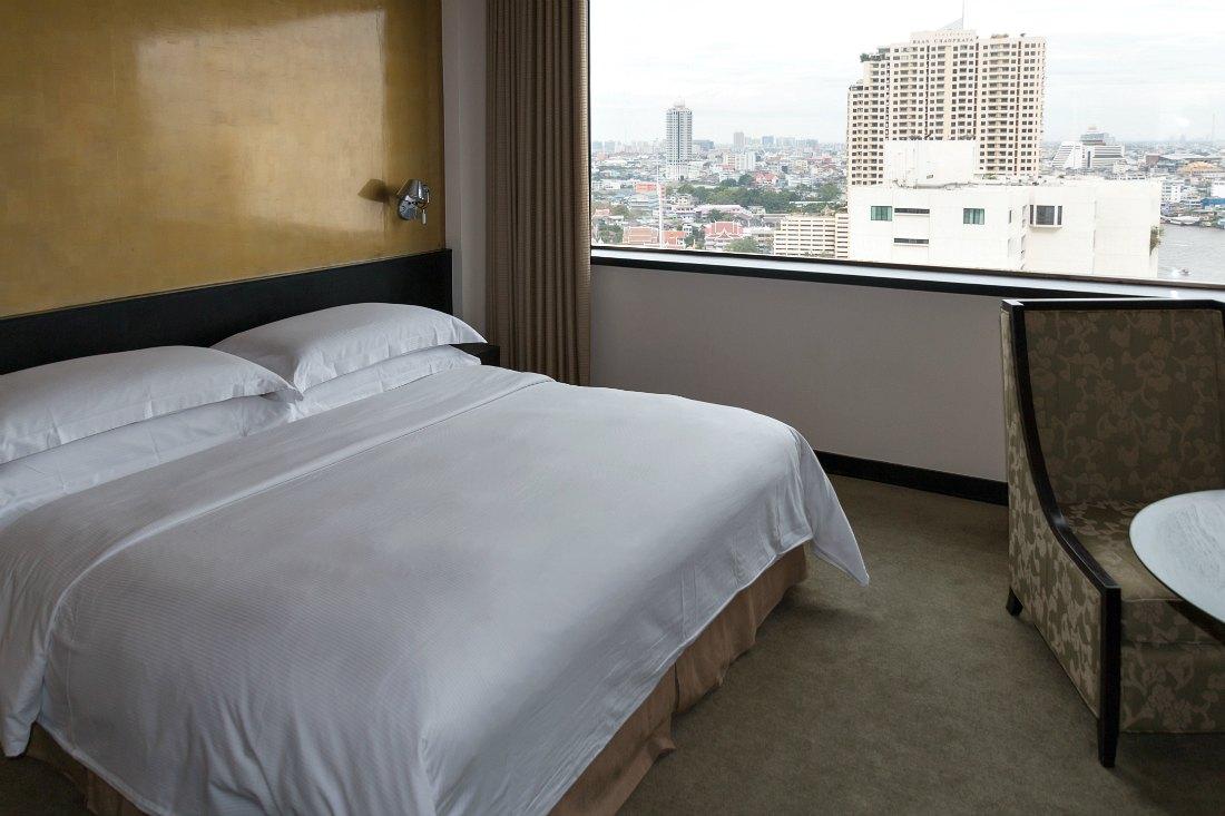 5 Sterne Hotels Bangkok: Millennium Hilton