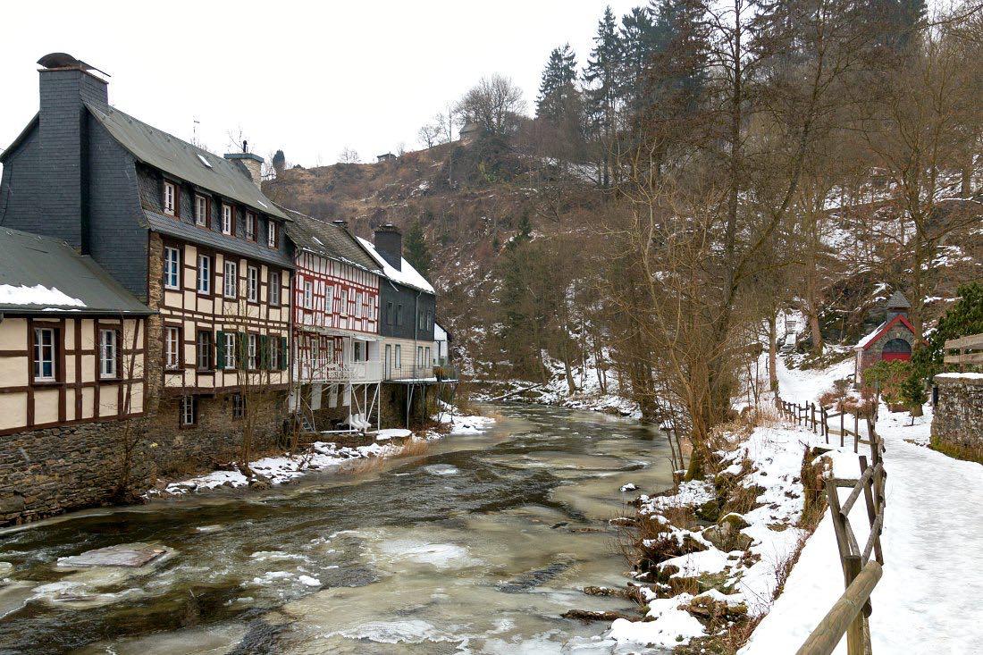 Monschau - ein Ausflug in NRW