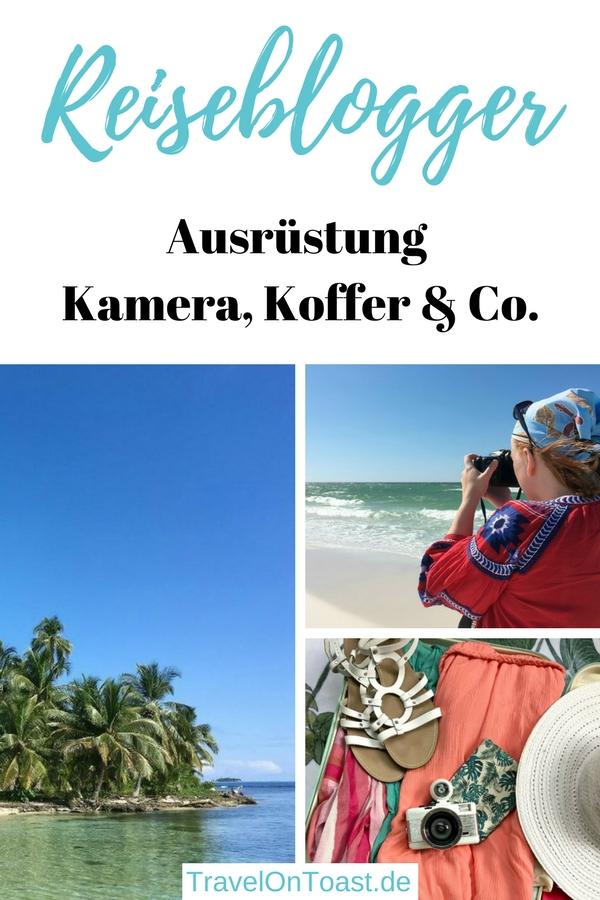 Seit über fünf Jahren führe ich mein Reiseblog. In dieser Liste findet ihr meine Reiseblogger Ausrüstung samt Kamera, Koffer und verschiedener Tools für Fotobearbeitung, Instagram und Pinterest. #Reiseblog #Reiseblogger #Fotoausrüstung #Kamera #Koffer #Trolley